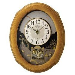Special Offers - Timecracker Golden Oak II by Rhythm Clocks - In stock & Free Shipping. You can save more money! Check It (May 19 2016 at 05:33AM) >> http://wallclockusa.net/timecracker-golden-oak-ii-by-rhythm-clocks/