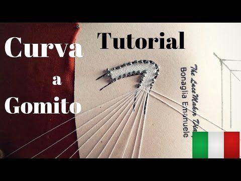 Tombolo Tutorial - Curva a Gomito - YouTube