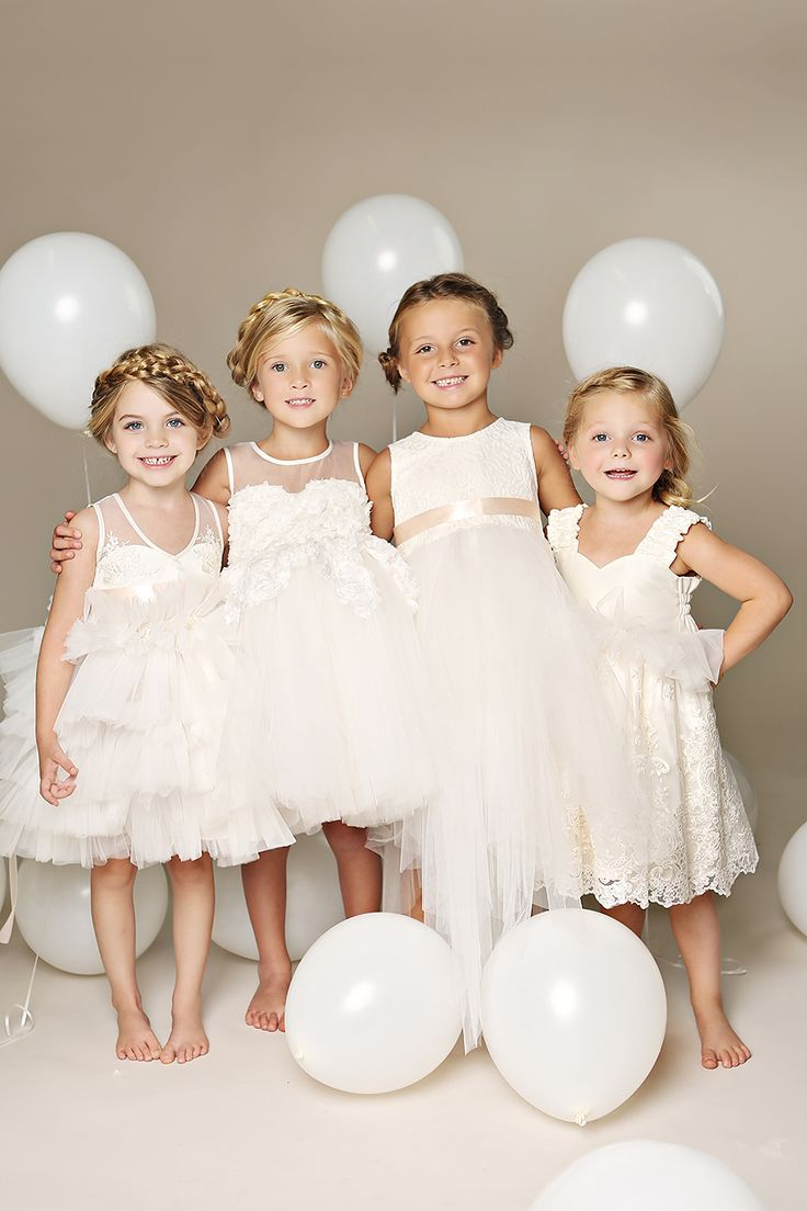 We're hooked! These @fattiepie dresses are just too much. #wcriseandshine #flowergirl