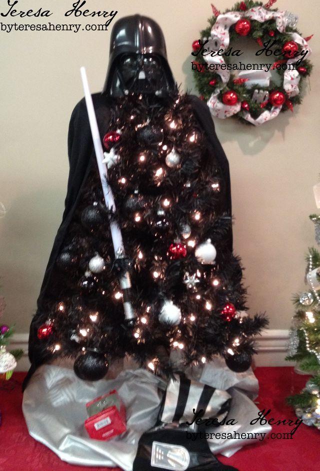 Die besten 25 disney weihnachtsschmuck ideen auf pinterest weihnachten mit disney mickey - Star wars weihnachtsbaum ...