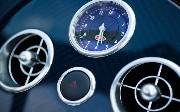Bugatti Veyron 16.4 - simple and dynamic