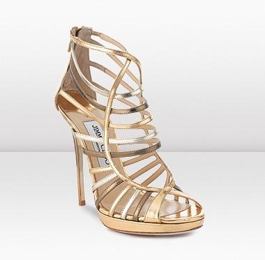 #sandalias jimmychoo plataforma-tira #zapatos #zapatosorg
