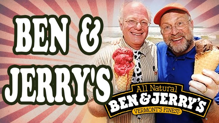 Ben & Jerry's Was Originally Going to Be a Bagel Company — TodayIFoundOut