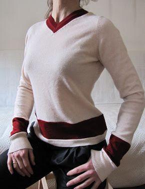 Of Dreams and Seams: Sweater Refashion Extravaganza #2