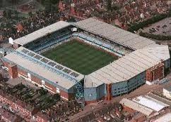 Highfield Road Coventry City - First Visited 1999