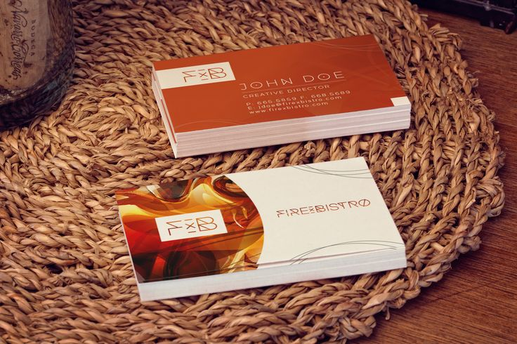 Business Cards Mockup 01 by 4to Pixel on @originalmockups