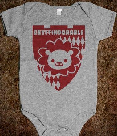 Gryffindorable.