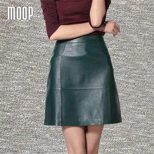 25  best ideas about Green leather skirt on Pinterest | Clothes ...
