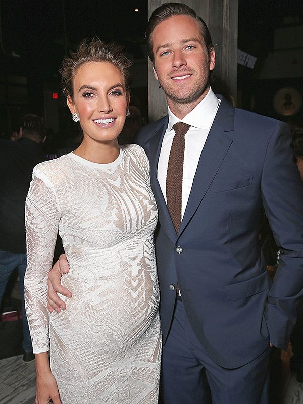 Armie Hammer and Elizabeth Chambers Expecting Second Child – Moms & Babies –…