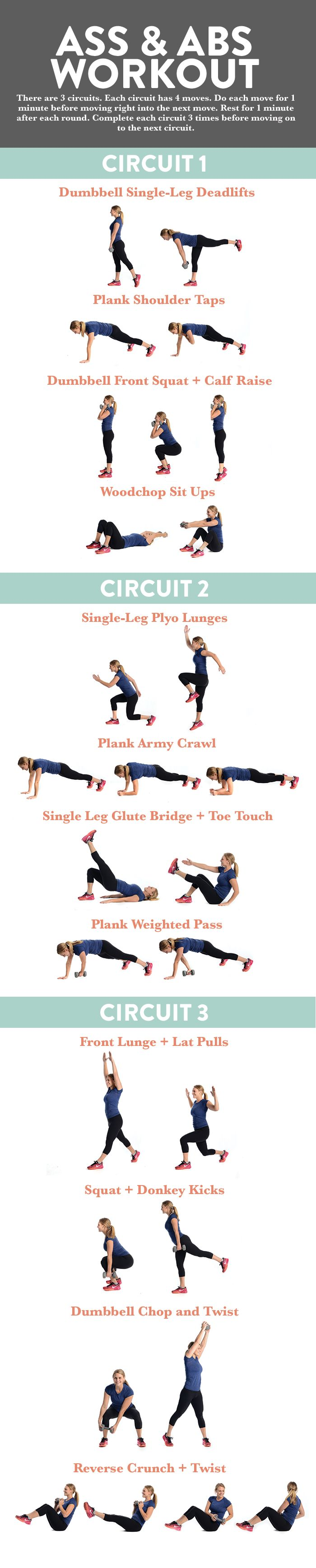 Best 25+ Ab workouts ideas on Pinterest | Abdominal