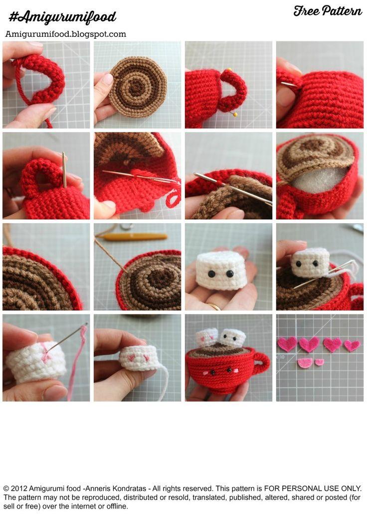 210 Best Crochet Food Fruit Veggies Snacks Candy Etc Images