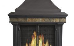 Beautiful Outdoor Fireplace Lowes Ideas