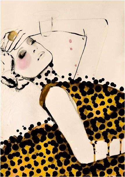 Art  Fashion Illustrations