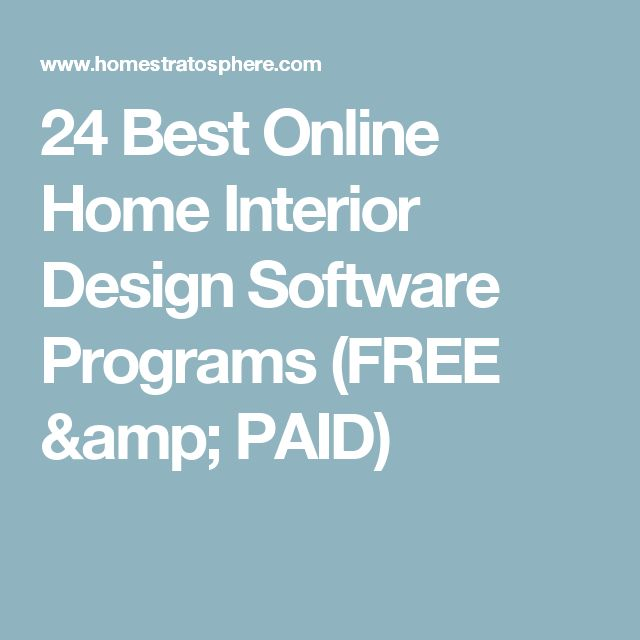 Home Interior Design Software: 1000+ Ideas About Free Interior Design Software On