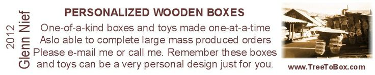 Wooden Boxes and Toys banner