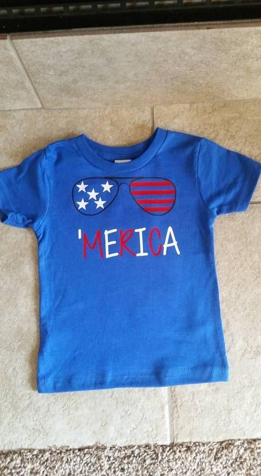 Hey, I found this really awesome Etsy listing at https://www.etsy.com/listing/528189744/boys-merica-t-shirt-4th-of-july