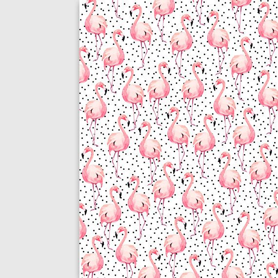 Flamingo print, Palm leaf Wrapping Paper, Digital Gift Wrap, Leaf, Wrapping Paper, Holiday Gift Wrap, Printable Wrapping Paper, DIGITAL FILE WHAT DO YOU GET? An 50x70 cm printable INSTANT DOWNLOAD of ready to print WRAPPING PAPER SHEET in JPG format. File is high quality 300 (dpi)