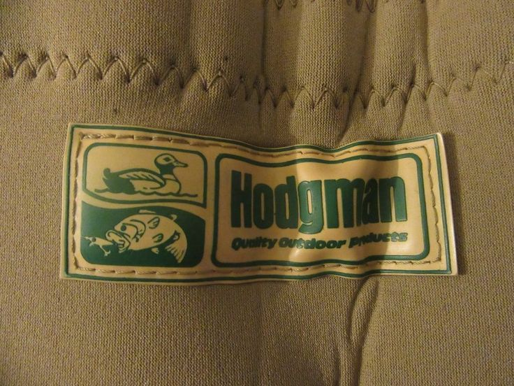 vintage hodgmans neoprene wading/fishing suit sz M #hodgmans #Outdoor