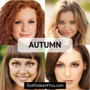 Warm Skin Tone - What Season Am I? - Online Seasonal Color Analysis Quiz