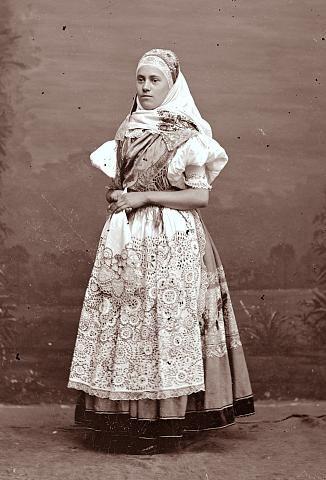 Ignác Šechtl: garb from Blata