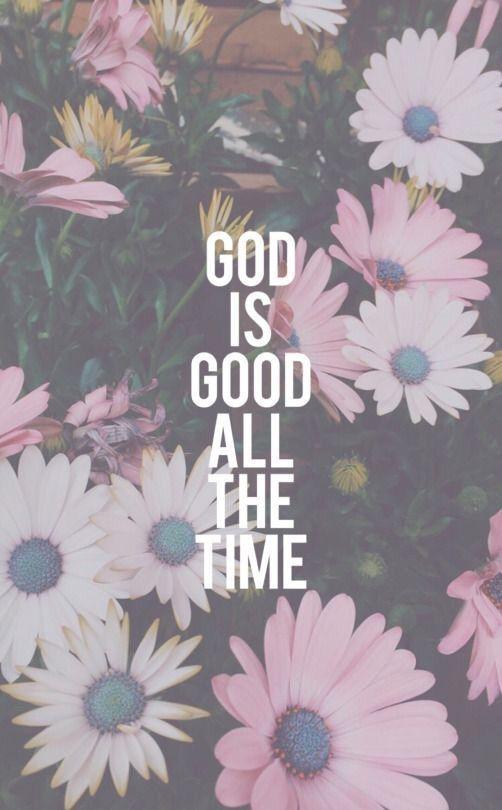 Deus é bom o tempo todo