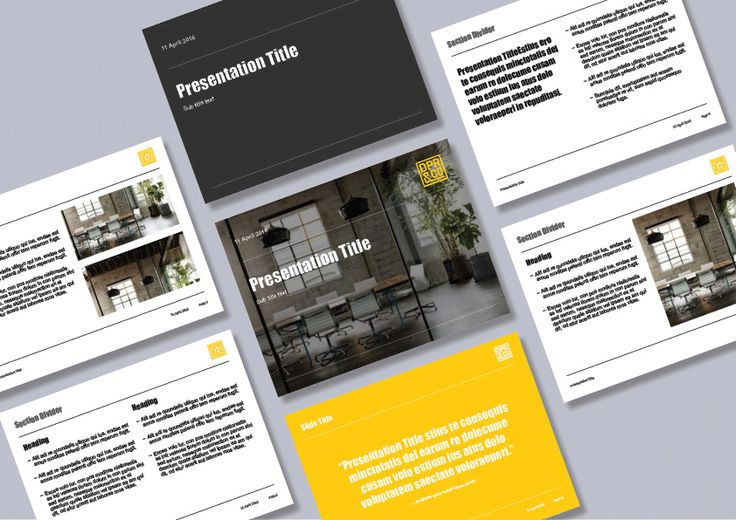 We created a PowerPoint presentation template for a recently re-branded advertising agency. We based the design on a supplied InDesign mock-up. They provided a short visual identity guide outlining logo usage, colours and fonts, and a letterhead design. We designed the templates using those elements. #Cordestra #PowerPoint