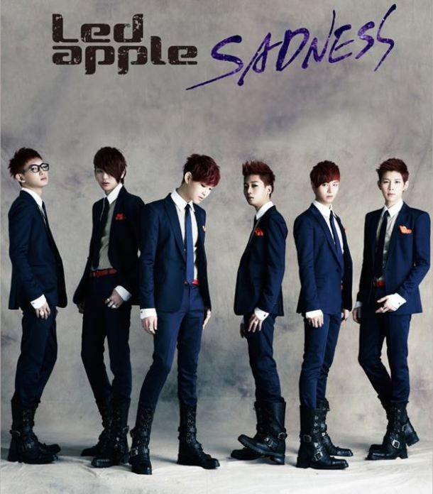 [Review][Single] LEDApple – Sadness #allkpop #kpop #LEDApple