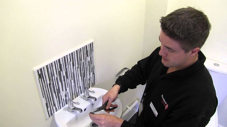 How to replace a sink plug - This video shows you how to replace a sink plug in your home.  The instructions in this video are designed to help you. If you don't feel confident or able to carry out the repair safely, please seek additional advice.