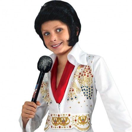 "10"" Elvis Toy Microphone"