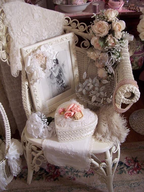 Bliss Vintage Bridal Atelier #shabbychic