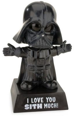 """""""I Love You Sith Much!''   Wish I could find one of these for my hubby for Valentine's Day!"""