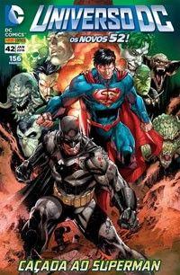 LIGA HQ - COMIC SHOP UNIVERSO DC (52) #42 PARA OS NOSSOS HERÓIS NÃO HÁ DISTÂNCIA!!!