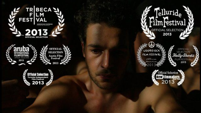 Starring:  Christopher Abbott  OFFICIAL SELECTION 2013 @ Tribeca Film Festival, Telluride Film Festival, Woodstock Film Festival, Austin Film Festival, Hollyshorts Film Festival, Aruba International Film Festival and many more.  SYNOPSIS: It is 2021, and imprisoned journalist Joseph Michaels faces government execution as he contemplates a desperate escape attempt in order to return to his wife and new-born in The Exit Room.   Director: Todd Wiseman Jr. Producer: Ariel ...