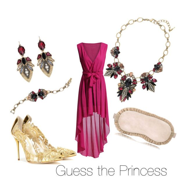Untitled #20 by gabeandjess on Polyvore featuring polyvore, fashion, style, Oscar de la Renta and Chloe + Isabel