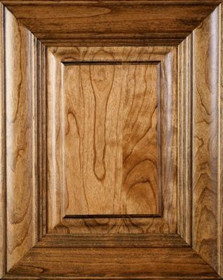 Cherry Wood Door Quot Dark Walnut Quot Stain Cabinet Door