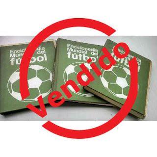 Paraíso del Libro Usado: Enciclopedia Mundial Del Fútbol