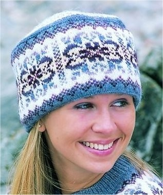 Fair Isle Hat                                                                                                                                                                                 More