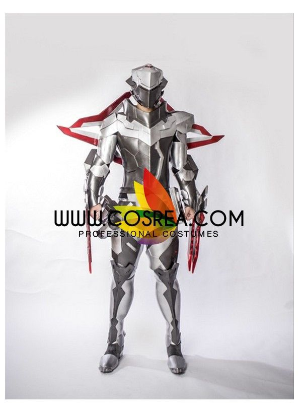 League of Legend Project Zed Upgraded Cosplay Costume