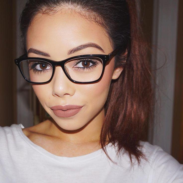Black #glasses #frame #eyeglasses