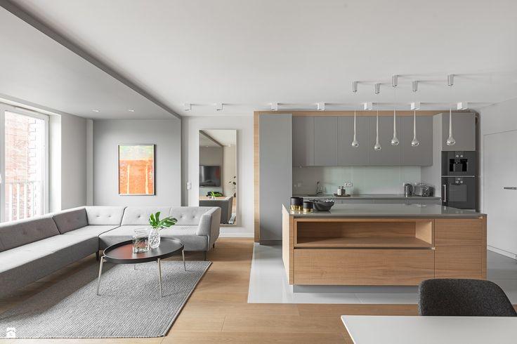 Kuchnia styl Minimalistyczny - zdjęcie od Finchstudio Architektura Wnętrz - Kuchnia - Styl Minimalistyczny - Finchstudio Architektura Wnętrz