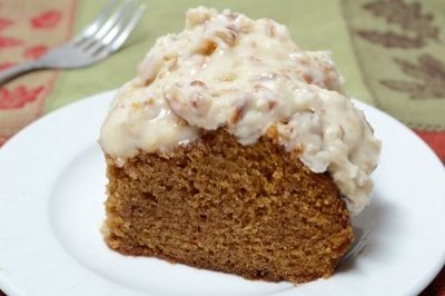 Arkansas Pumpkin Cake...very tasty