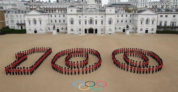 - 100 London 2012