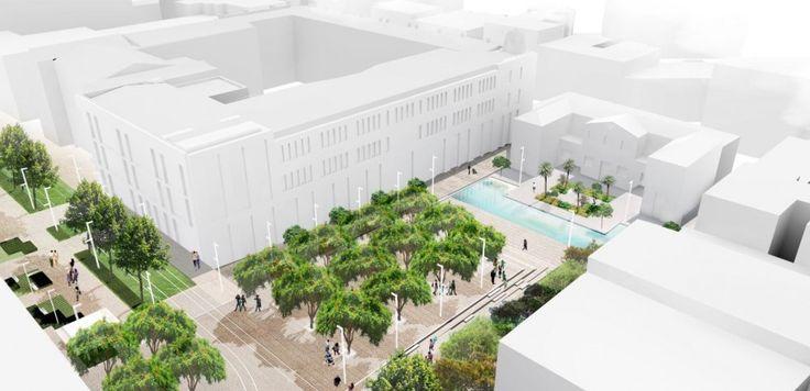 Re-Think Athens Winning Proposal / OKRA