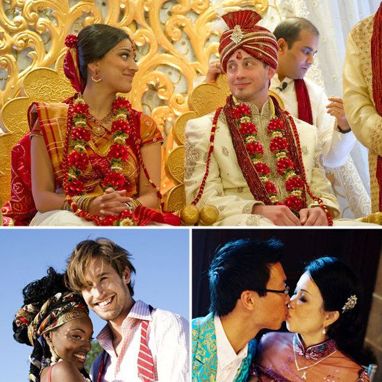 Around The World In 10 Weddings