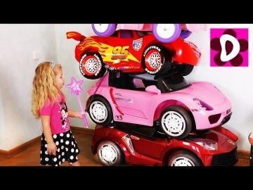 Bad Baby ПРЕВРАЩЕНИЕ Автопарка в БАШНЮ Вредные Детки Magic Little Driver on Power Wheels Cars http://video-kid.com/17871-bad-baby-prevraschenie-avtoparka-v-bashnyu-vrednye-detki-magic-little-driver-on-power-wheels-c.html  Bad Baby Рома и Диана Вредные Детки. Bad Baby - обожают разные Превращения и Магию. Bad Baby Рома похвастался своим Автопарком но Диане покататься не разрешил. Вредные Детки поссорились. Bad Baby Диана сделала Превращение Автопарка Ромы в Башню. Видео для Детей  Bad Baby…
