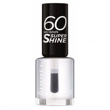 Rimmel 60 Seconds Super Shine Nail Polish 8 mL