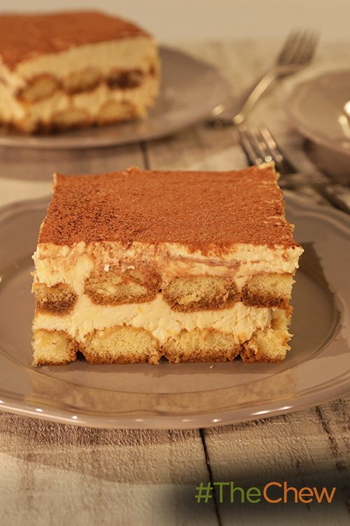 Make this classic Italian Tiramisu dessert at home!