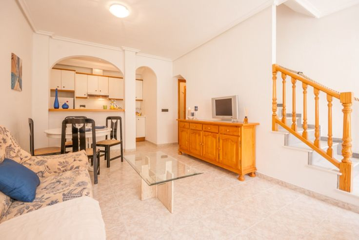 RicaMar Homes Real Estate Costa Blanca | 2 Bed 2 Bathroom Duplex in Playa Flamenca - Orihuela Costa
