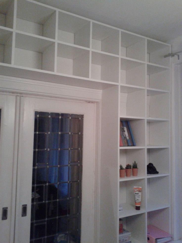 17 beste idee n over zelfgemaakte kast op pinterest logeerkamer en opbergkast - Tijdschrift chic huis ...