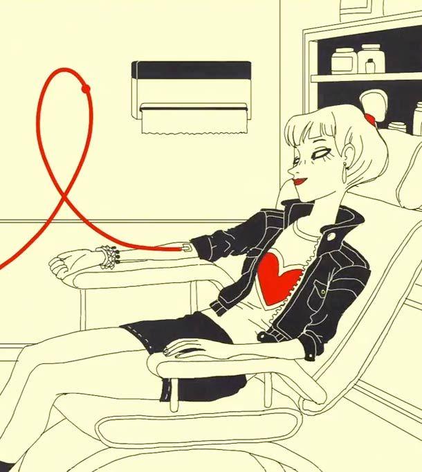 Waiting for Life – Superbe animation pour le Don du Sang